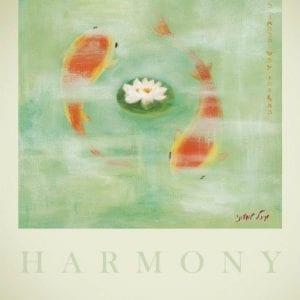 Greeting Card – Harmony