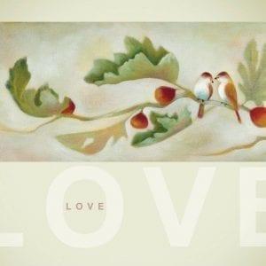 Greeting Card-Love
