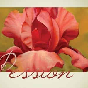 Greeting Card-Passion