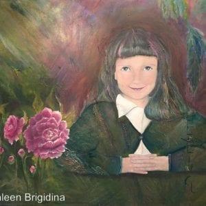 Painting: Kathleen Brigidina