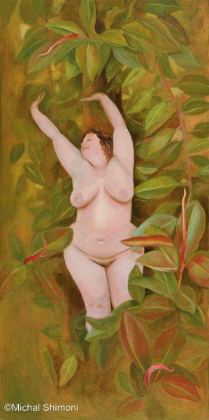 GREEN MAYA-MICHAL SHIMONI